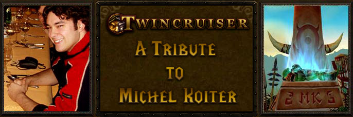 TRIBUTE TO MICHEL KOITER