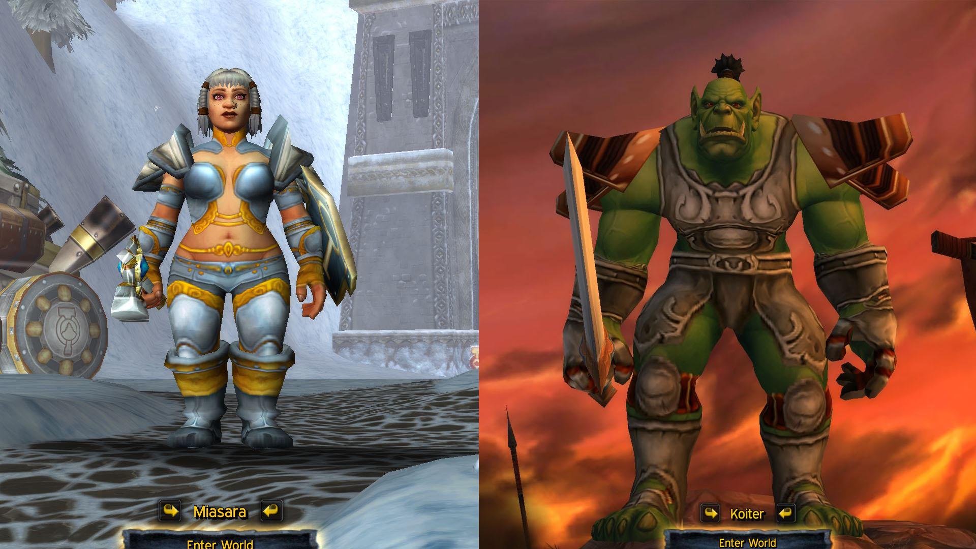 Guildmaster Characters